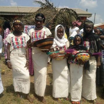 Hausa Culture, NIG