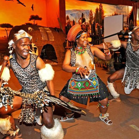 Zulu Culture, SA