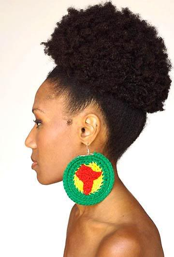 natural hair africa